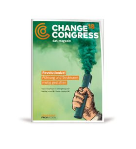 VOIGT.GRAFIK Magazin Change Congress magazin 2018